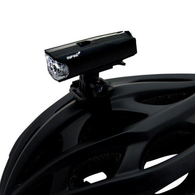 INFINI LAMPA PRZEDNIA LAVA 500 LITE Black USB new 2021